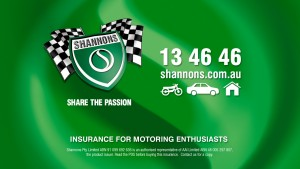 Insurance, It has to be Shannons